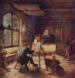 Un tableau de Adriaen van Ostade